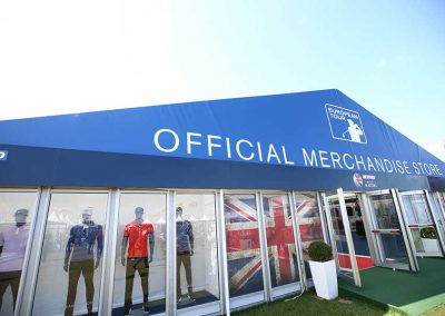 European Tour British Masters official store