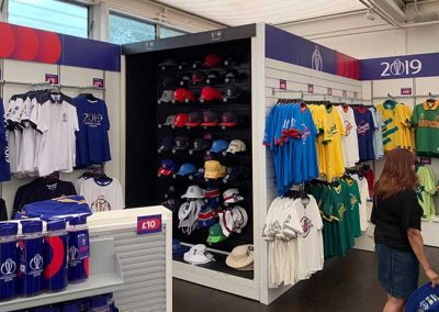 ICC Cricket World Cup 2019 Lords shop merchandise