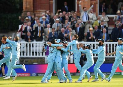 ICC Cricket World Cup 2019 winners England