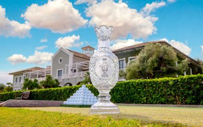 The 2023 Solheim Cup welcomes Cube Partnership