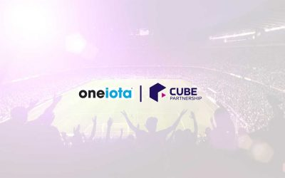 Sports Retail Experts Cube Forms Partnership with One iota